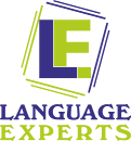 Language Experts Logo